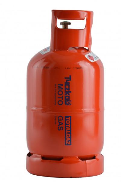 Gasflasche 11 kg Motorgas, Pfandflasche Propan