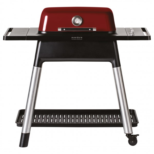 Everdure FORCE Gasgrill, Red Front