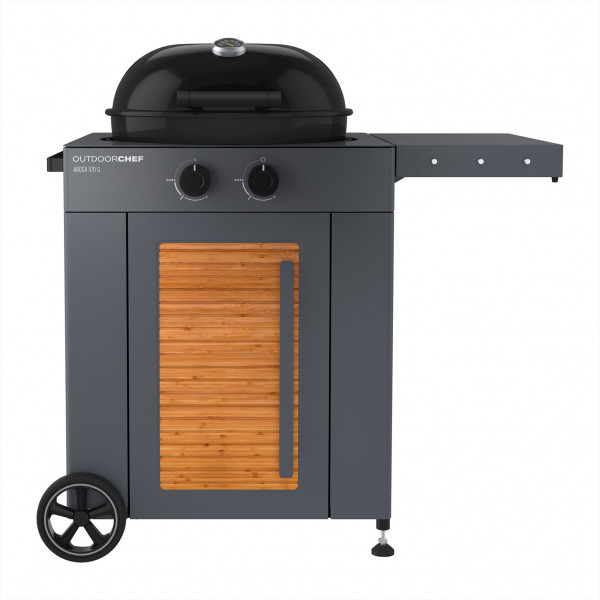 Outdoorchef Arosa 570 G Bamboo Gaskugelgrill