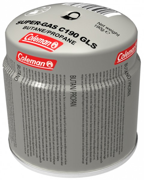Kartusche Coleman 190 GLS