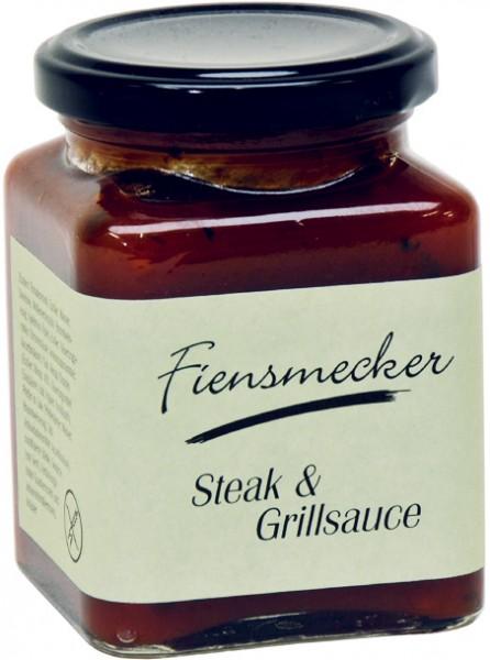 Steak & Grillsauce Fiensmecker