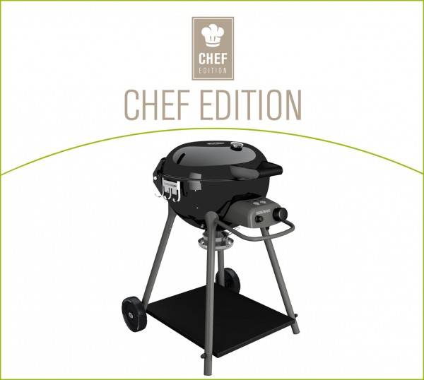 Outdoorchef Kensington Chef Edition 480 G Gaskugelgrill