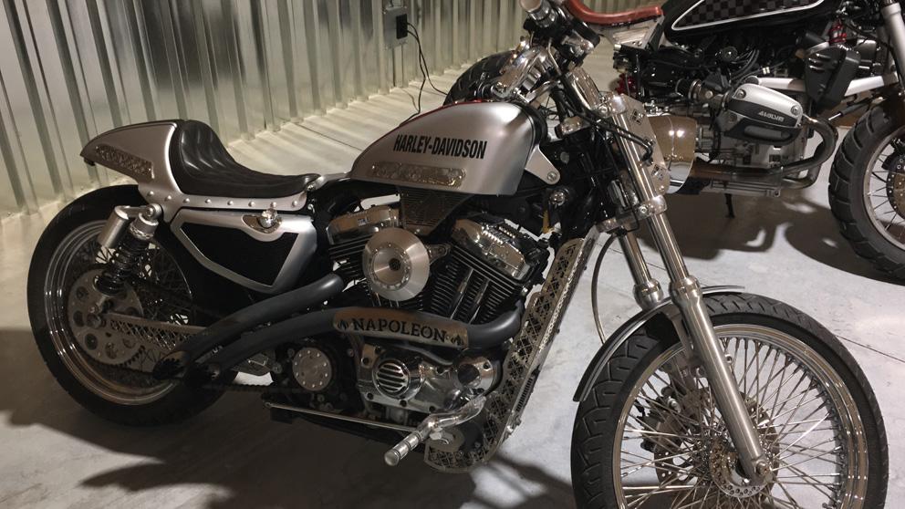Kanada_Motorrad