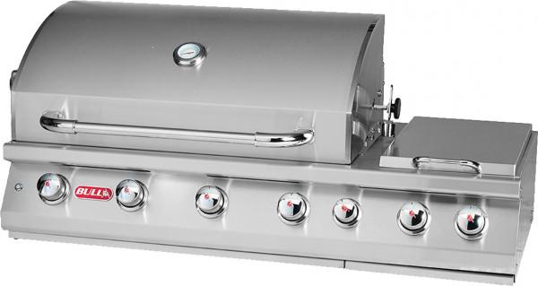 Bull 7 Burner Premium Built In Edelstahlgrill