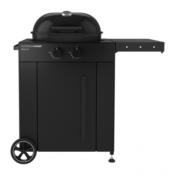 Outdoorchef Arosa 570 G Black Style Gaskugelgrill