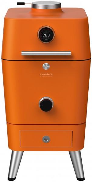 Everdure 4K Outdoor Ofen Orange Frontansicht
