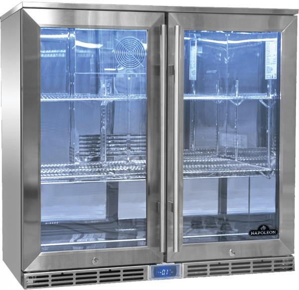Napoleon Kühlschrank, Doppeltür