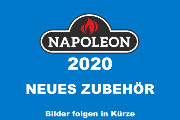Napoleon Zwei Kammernklemmkorb aus Edelstahl
