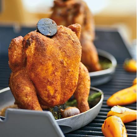 rezepte_vorspeisen_Beer_Can_Chicken